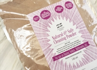 Natural & Safe Cleaning Powder